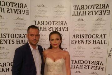 Madalin Ionescu, petrecere uriasa! A fost mai ceva ca la nunta! 150 de invitati au fost alaturi de el de ziua lui - Cristina Siscanu s-a imbracat in rochie alba