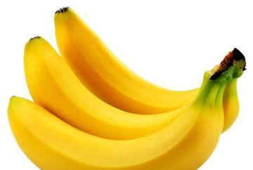 Bananele sunt mai eficiente ca multe medicamente! Uite ce probleme de sanatate rezolva