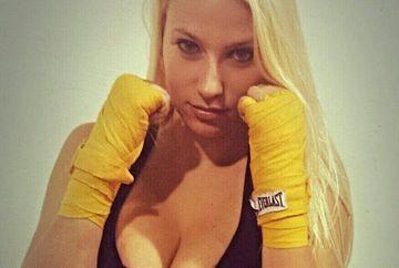 """""""Sanii mei uriasi imi distrug cariera!"""" Marturisirea neasteptata facuta de o luptatoare de MMA. Ai vazut-o cum arata in ring?"""