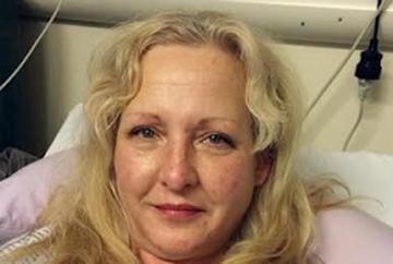 "In urma unei operatii gresite, femeia s-a trezit ca vaginul ei are ""dinti"" si ii musca ""barbatia"" sotului! Cand doctorii si-au dat in sfarsit seama ce e in neregula cu ea, a fost SOCATA sa afle ce avea in ea"