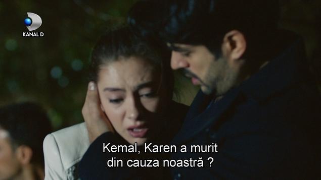 """Kemal este la mica distanta de ucigasul lui Karen! Daca va reusi el sa-l descopere aflati azi, in """"Dragoste infinita"""", de la 20.00, la Kanal D"""