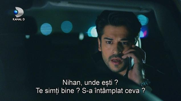 """Nihan este rapita! O va salva Kemal? Raspunsul, in aceasta seara, de la ora 20.00, intr-un nou episod din serialul """"Dragoste infinita"""", la Kanal D"""