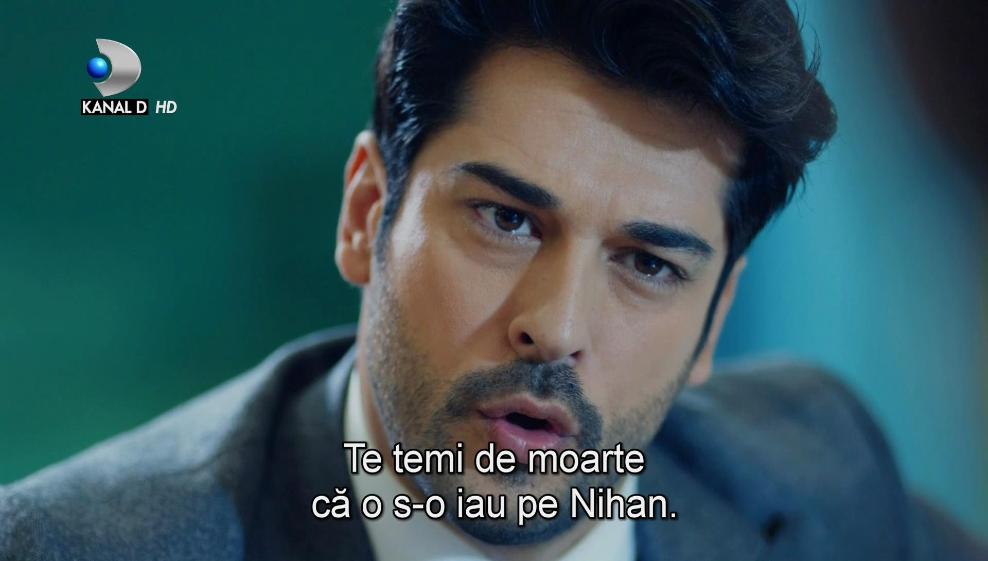 """Nihan nu vrea sa renunte la dragostea lui Kemal! Gelozie si secrete de familie bine ascunse, intr-un nou episod din """"Dragoste infinita"""", in aceasta seara de la ora 20.00, la Kanal D"""