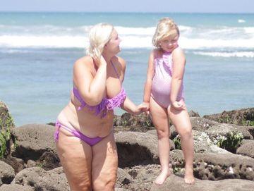 Ce a facut aceasta femeie dupa ce fiica ei i-a spus ca este grasa si umflata! E incredibil cum a reactionat