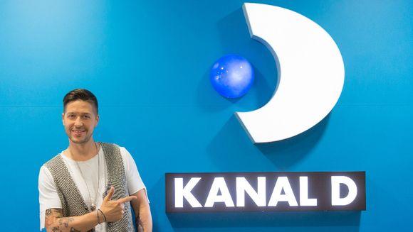 """Din aceasta toamna, George va prezenta un show exploziv, la Kanal D: """"Super Potriveala"""""""