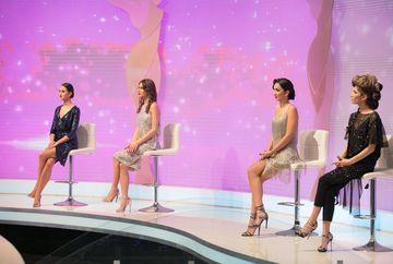 "Sambata seara, de la ora 22:00, marea finala ""Bravo, ai stil!"" Andreea, Cristina Mihaela, Larisa si Silvia dau ultima batalie"