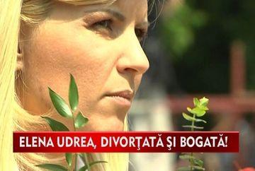 Elena Udrea, SINGURA, dar cu o avere IMPRESIONANTA! VIDEO