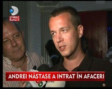 Nu mai VREA BANI de la tata! Fiul lui Adrian Nastase si-a deschis club de fite pe litoral VIDEO