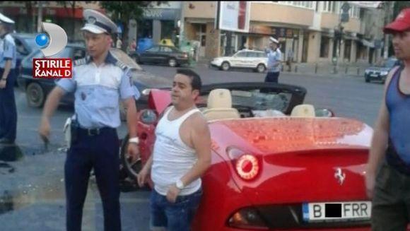 Adi Minune implicat intr-un GRAV ACCIDENT rutier. Masina artistului s-a facut praf VIDEO