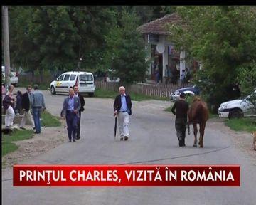 Printul Charles, tot mai indragostit de Romania! Mostenitorul tronului britanic viziteaza din nou meleagurile romanesti VIDEO