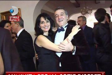 Gigi si Luminita Becali, CUPLUL PERFECT. Cine este femeia care i-a fost mereu alaturi? VIDEO