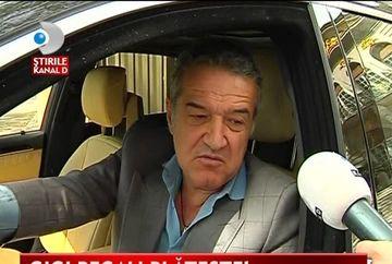 Gigi Becali, BUN DE PLATA VIDEO