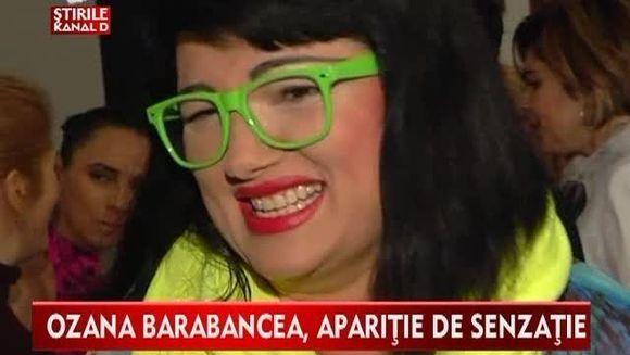 Ozana Barabancea, aparitie DE SENZATIE la un eveniment monden! Iata cum s-a imbracat si ce accesorii a ales VIDEO