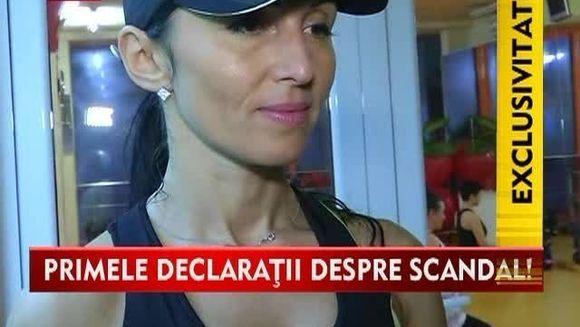 Kinga a avut o reactie INCREDIBILA cand a fost intrebata de presupusa relatie cu sotul Nicoletei Luciu! Vezi ce a facut in timpul unui interviu VIDEO