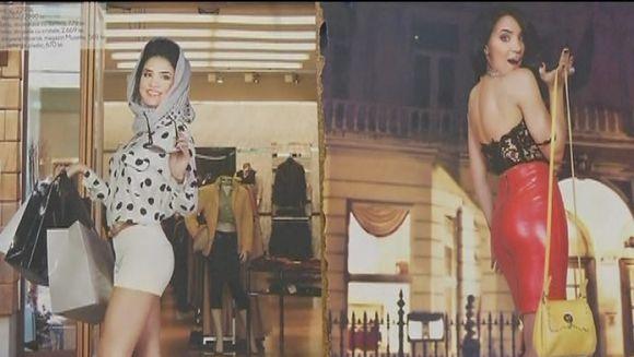 Adelina Pestritu a purtat o haina de 60 000 de lei la o sedinta foto!