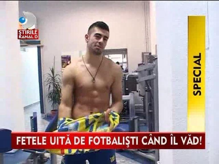 Fetele uita de fotbalisti cand il vad! El este unul dintre cei mai sexy rugbisti din Romania VIDEO