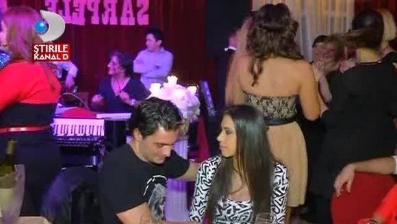 Pepe, NEDEZLIPIT de Raluca Pastrama! Iata in ce ipostaze au fost surprinsi cei doi la petrecerea Adelinei Pestritu VIDEO