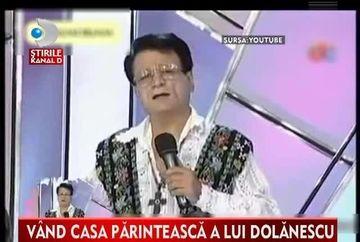 Ion Dolanescu s-ar rasuci in mormant! Fii lui vor sa vanda casa parinteasca VIDEO