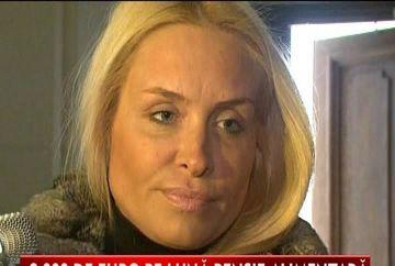 Vica Blochina, triumf total asupra lui Victor PITURCA! Selectionerul nationalei PLATESTE pensie alimentara de 9 0000 de euro pe luna VIDEO