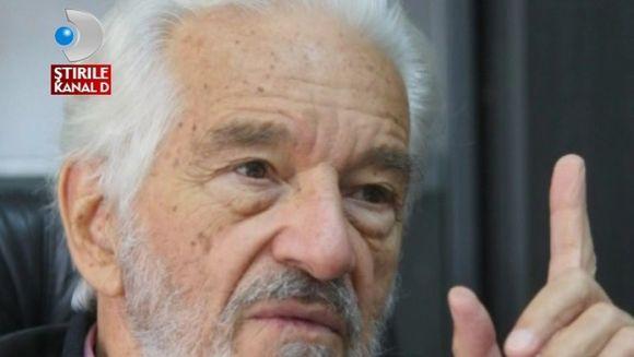 Sergiu Nicolaescu, CEL MAI PROLIFIC regizor roman VIDEO