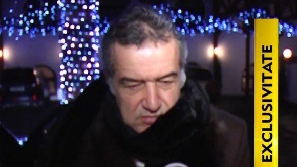 AVENTURILE lui Gigi Becali la Poiana Brasov de Revelion! VIDEO