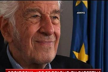 Sergiu Nicolaescu, internat in spital. Medicii nu iau in calcul in acest moment o interventie chirurgicala