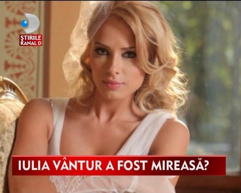 Sosia Iuliei Vantur, candidata la un prestigios concurs de frumusete VIDEO