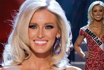 Isi face dubla mastectomie desi e perfect sanatoasa. Motivul socant pentru care o concurenta la Miss America a decis sa-si extirpe sanii FOTO