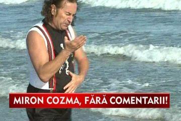 Miron Cozma, samuraiul de la malul marii! INTERVIU in exclusivitate pentru Stirile Kanal D!