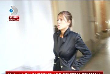 Simona Sensual NU A SCAPAT de inchisoare VIDEO