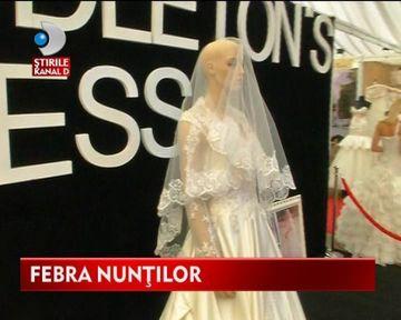 Vedetele din showbiz-ul autohton, cuprinse de febra nuntilor VIDEO