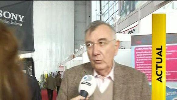 Andrei Chiliman, primarul sectorului 1, plimbare intr-o decapotabila de epoca VIDEO