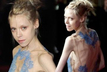 SI-A LUAT ROLUL IN SERIOS? O actrita a devenit anorexica la fel ca si personajul pe care l-a interpretat