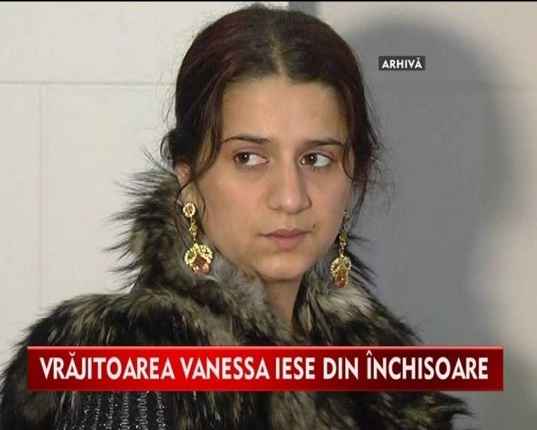 Oana Zavoranu, urmarita de ghinion. Vrajitoarea Vanessa iese din inchisoare VIDEO