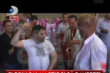 N-o sa-ti vina sa crezi cum danseaza Florin Salam pe muzica lui Smiley! VIDEO
