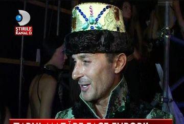 Radu Mazare, MAI ELEGANT decat un tar al Rusiei! VIDEO