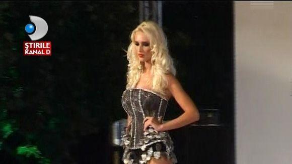 Vezi imagini din culisele festivalului de moda de la Mamaia! VIDEO