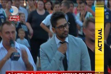 Connect-R a provocat isterie generala la Romanian Top Hits Bacau VIDEO