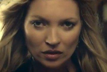 Kate Moss, senzationala in cel mai recent videoclip al lui George Michael VIDEO