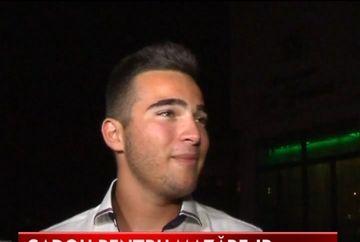 Raducu Mazare a primit un supercadou pentru ca a luat BAC-ul cu nota mare VIDEO