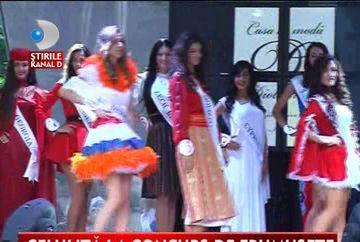 Concursul Miss Turism s-a organizat la Brasov. Iata cum s-au prezentat candidatele! VIDEO