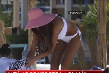 Vedetele autohtone se dau in spectacol pe plajele de la Marea Neagra VIDEO