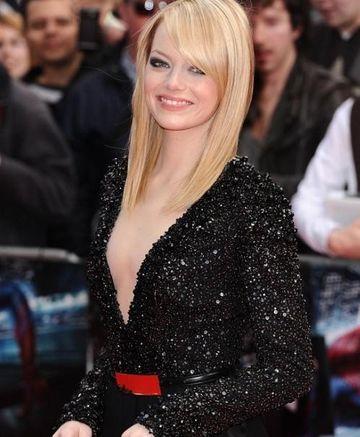 Emma Stone a stralucit la premiera Spiderman 4