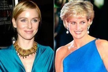 De ce se teme Naomi Watts sa intre in pielea Printesei Diana