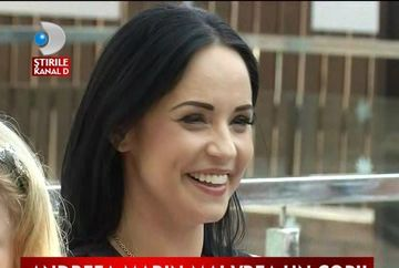 Andreea Marin vrea sa isi mareasca familia VIDEO