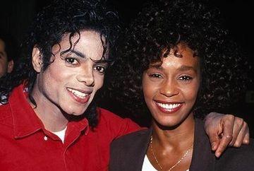 Michael Jackson si Whitney Houston intentionau sa se casatoreasca? Afla noi dezvaluiri senzationale!