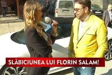 """Florin Salam s-a indragostit si spune ca """"E perfecta""""! VIDEO"""