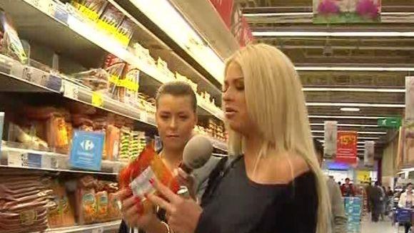 """Roxana Nemes: """"De mica imi placeau carnatii grosi"""" VIDEO"""