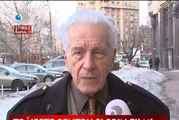 "Sergiu Nicolaescu: ""Cand voi simti batranetea, imi iau singur viata"" VIDEO"