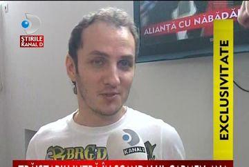 Mihai Traistariu, declaratii in EXCLUSIVITATE despre scandalul Carmen Serban - Ana Claudia VIDEO